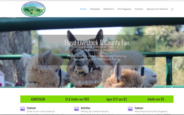 Floyd Livestock and County Fair